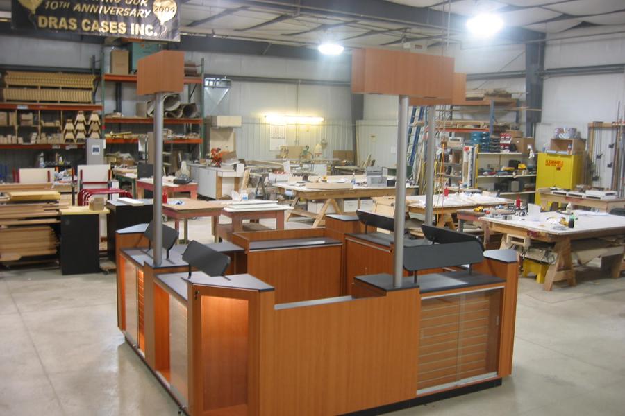 DRAS Manufacturing
